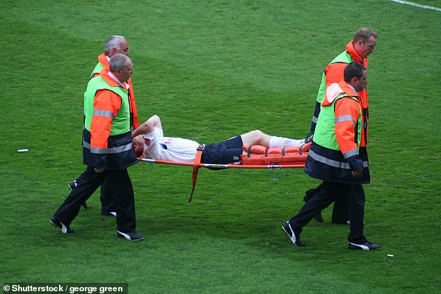 The match between the West Midlands and North West Ambulance Services abruptly ended in the first half after a 'brutal tackle' on North West's Rich Thorpe (file image)