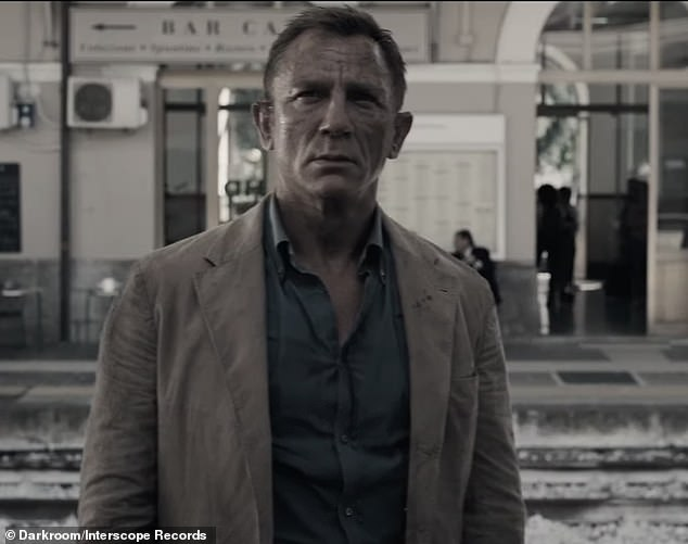 End of an Era: Craig previously confirmed this Bond film will be his last after starring in Casino Royale, Quantum of Solace, Skyfall and Specter