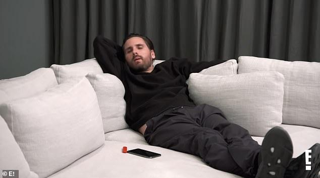 Sleepy Scott: