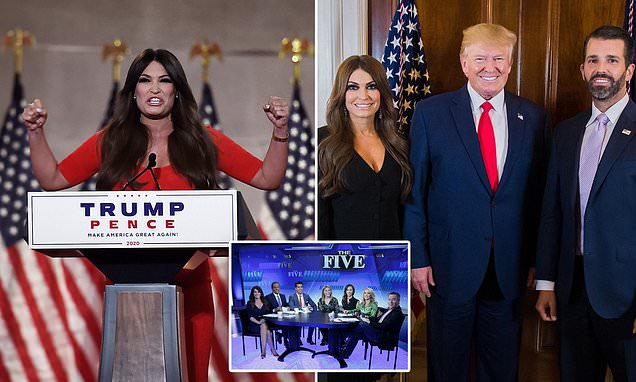 Kimberly Guilfoyle was ousted by Fox over $4m payment to
