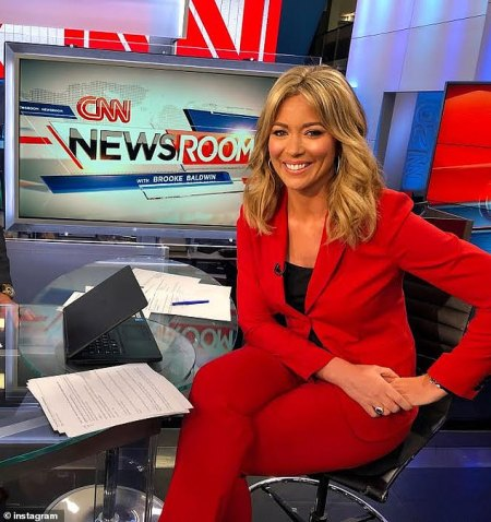 CNN Anchor Brooke Baldwin Posts Cryptic Instagram Message Saying Jake Tapper will 'Hold Down' her Hour Until After the Election and Tells Fan 'It's Not My Choice'