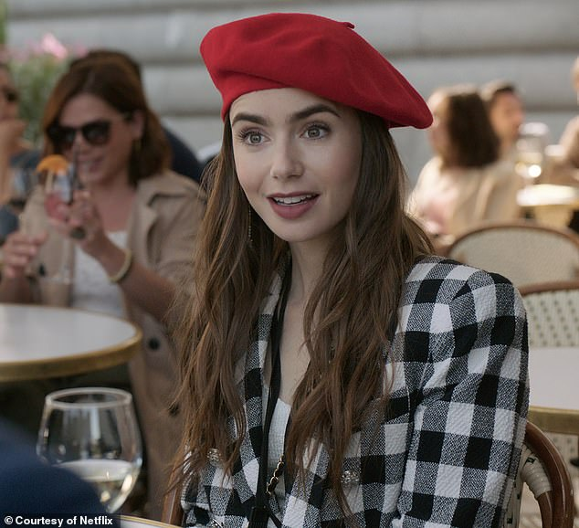 New from Netflix: Emily In Paris starring Lily Collins debuted on Friday evening with much anticipation because the creator was Darren Star who worked on Sex And The City and Beverly Hills, 90210