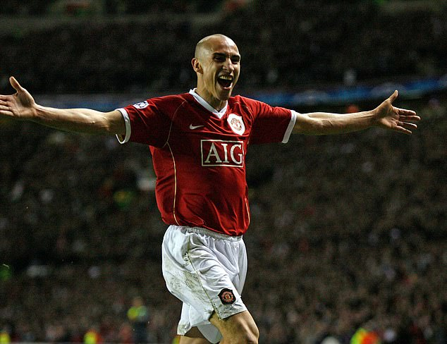 Henrik Larsson played a wonderful two-month cameo to help United win the Premier League