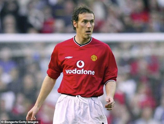Frenchman Laurent Blanc's performances were that of a center-back who was over the hill