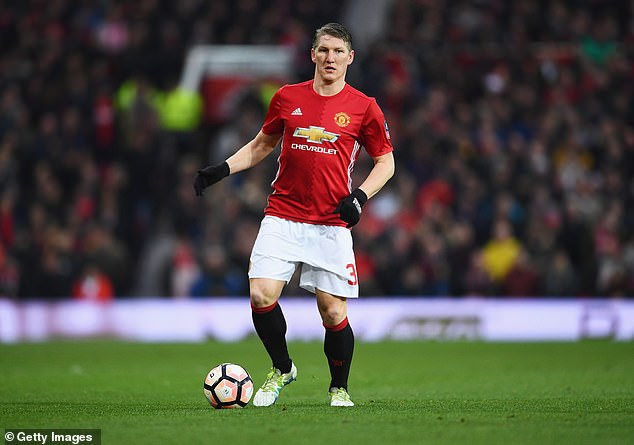 The pace Bastian Schweinsteiger wanted to play was not suited to the Premier League