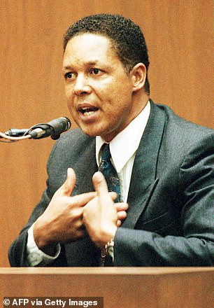 Shipp answered questions from defense attorney Carl Douglas while on the witness stand for the 1994 murder