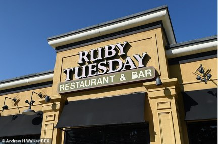 Ruby Tuesday has 236 company-owned and franchise locations after reportedly closing 185 this year. In 2009, the casual sit-down chain had 896 restaurants