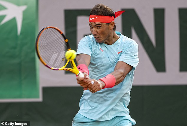 He faces a purr from Rafael Nadal, a man who has never lost a final in 12 efforts at Roland Garros