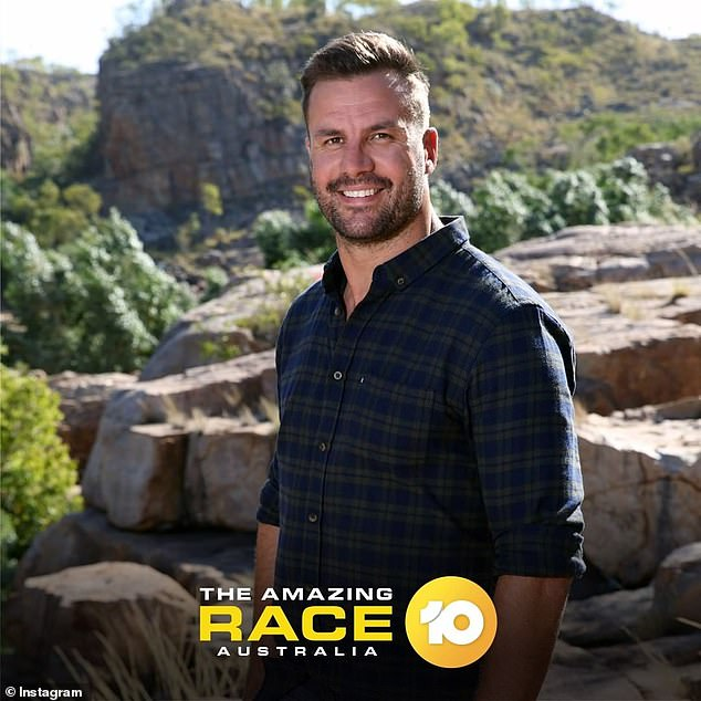 Fan favourite:It's not yet been confirmed when the show will air, but retired rugby league star Beau Ryan will be returning as host