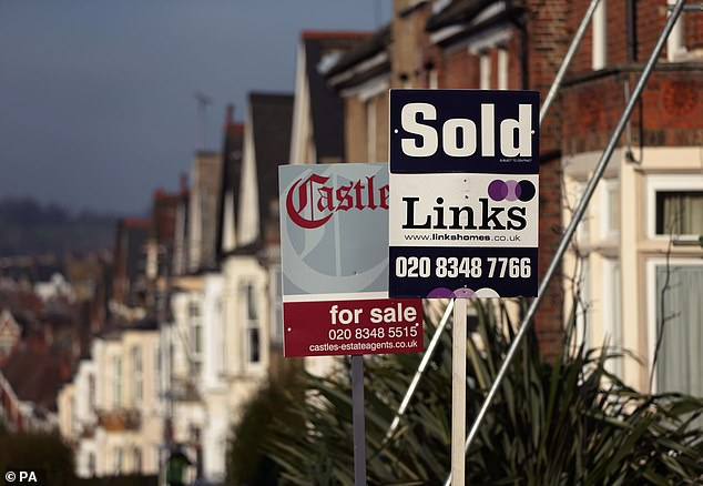 Lenders signed off 84,700 mortgages in August, the most since October 2007, but banks are increasingly concerned about a fall in house prices