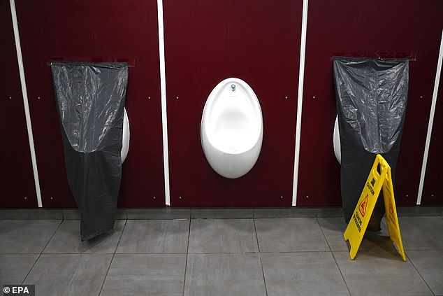 Facilities have plummeted by more than a third in the past decade, and prior to all this the average council in England maintained just 15 public toilets per 125,000 residents