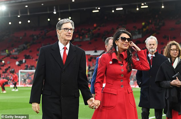Liverpool owner John W Henry (pictured left) helped draw up the controversial shake-up plans