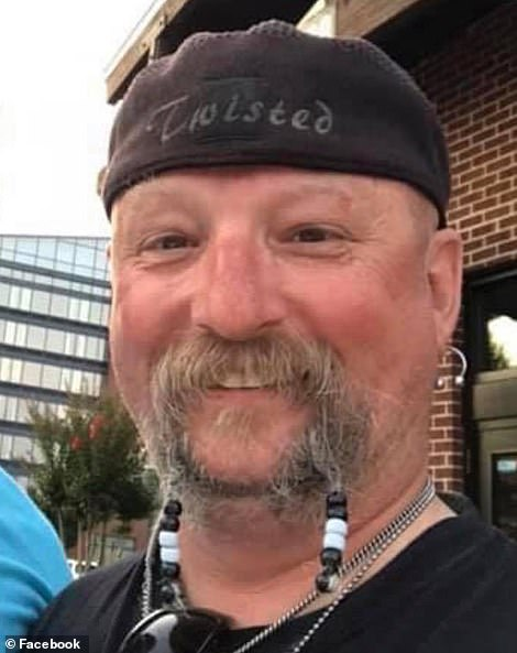 Family members identified the victim as Lee Keltner, a grandfather and military veteran (pictured)