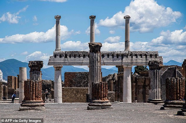 Last month, it was revealed that a Canadian tourist who stole artifacts from Pompeii in 2005 returned them to the ancient city because they were