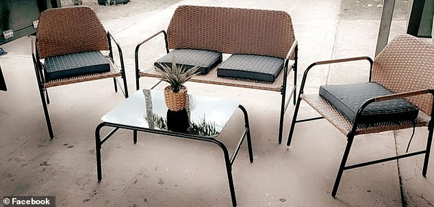 the 229 outdoor set from kmart that
