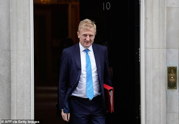 Oliver Dowden has already spoken out against Project Big Picture and can say one more thing