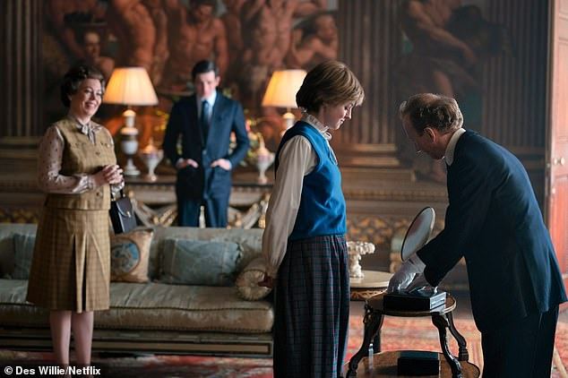 The Crown cast tell how they re-created the romance - and ...