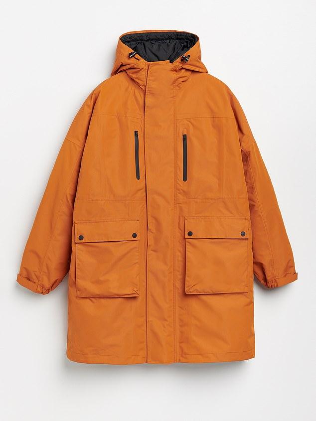 Meet your new partner in outdoor adventure Coat, £175, reserved.com