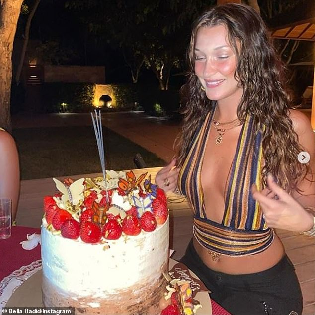 Not Dating: The 24-year-old IMG model - who is celebrating her birthday in an unfamiliar tropical destination - is actually `` single and not in a relationship, '' her rep confirmed to E! News Wednesday (photo Saturday)