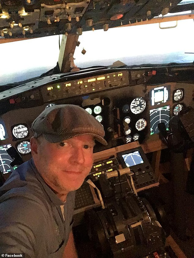 Man at center of the Hunter scandal: John Paul MacIsaac is an Apple technician who also assembled and ran a Boeing 737 simulator at a local art space for many years