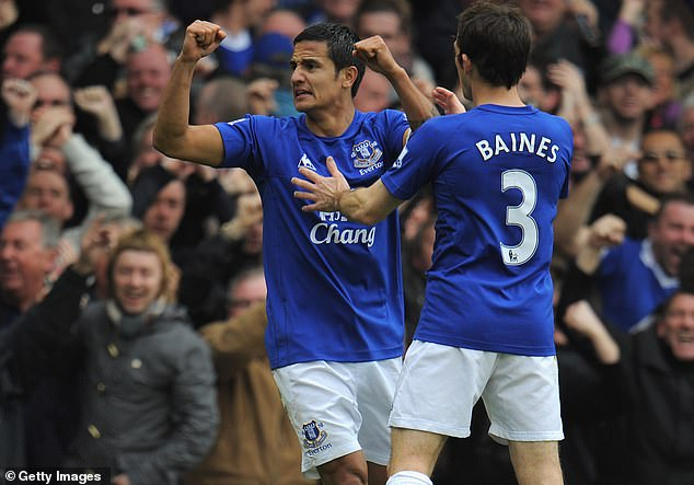 It is 10 years to the day on Saturday that Everton last beat Liverpool in a Merseyside derby