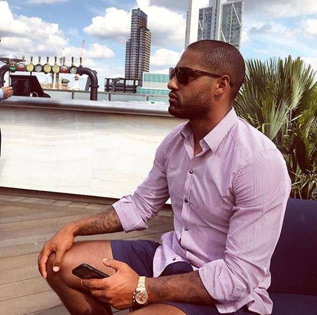 Glen Johnson is forging a career as a successful businessman with his investment company