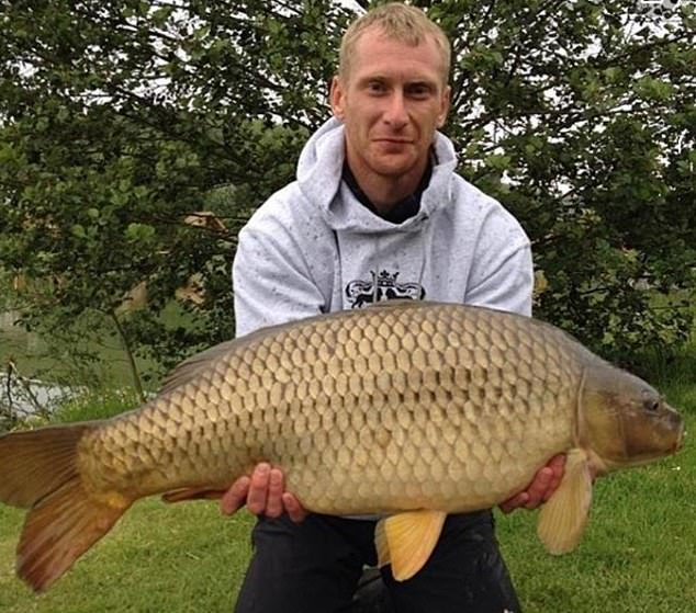Tony Hibbert has run a carp fishery in Northern France since retiring from professional football