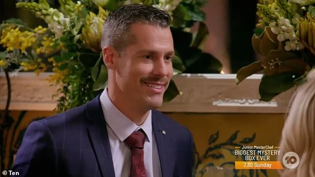 'Those words didn't come out of my mouth at all': The Bachelorette's Pascal Wallace (pictured) defended himself AGAIN on The Kyle and Jackie O Show on Friday, after he was sensationally booted off the show by Elly and Becky Miles for THAT 'hotter chicks' comment