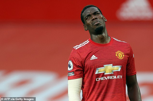 Paul Pogba once again said it is his 'dream' to play for Real Madrid