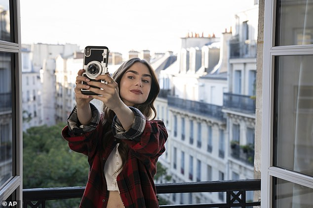Plot:The show follows Emily, a young American woman who is hired by a Paris marketing firm to give them an American perspective