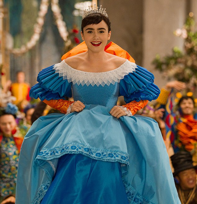 Lily C got her big break playing Snow White in 2012 film Mirror Mirror, with critics comparing her gamine charm to that of Audrey Hepburn. Although the movie took £141 million at the box office, it was still considered a commercial flop
