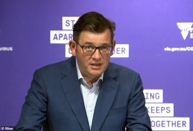 Dan Andrews has blasted Australian Border Force officials for a massive trans-Tasman blunder that allowed 17 New Zealand nationals to fly into Melbourne