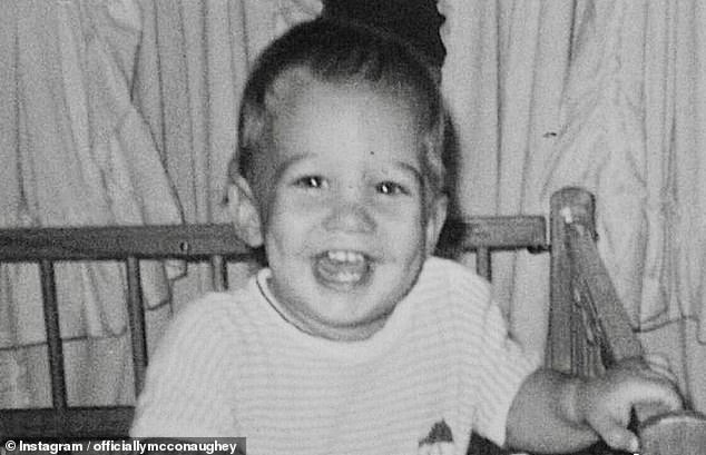 Childhood: Discussing his biography with The Times Magazine, Matthew revealed his savage past stems from his unconventional childhood