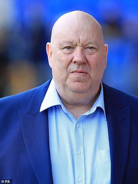 Liverpool mayor Joe Anderson today announced his eldest brother Bill has sadly died a day after being admitted to intensive care with coronavirus