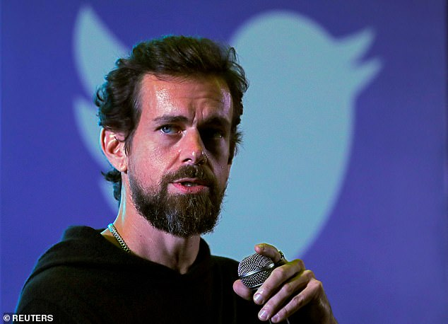 As of Saturday, Twitter locked the account of the New York Post. It is demanding that the newspaper delete six links related to its story about emails said to have been discovered on a computer belonging to Hunter Biden. Twitter CEO Jack Dorsey, seen above in New Delhi in 2018, said his company was wrong to block the sharing of links to the Post story
