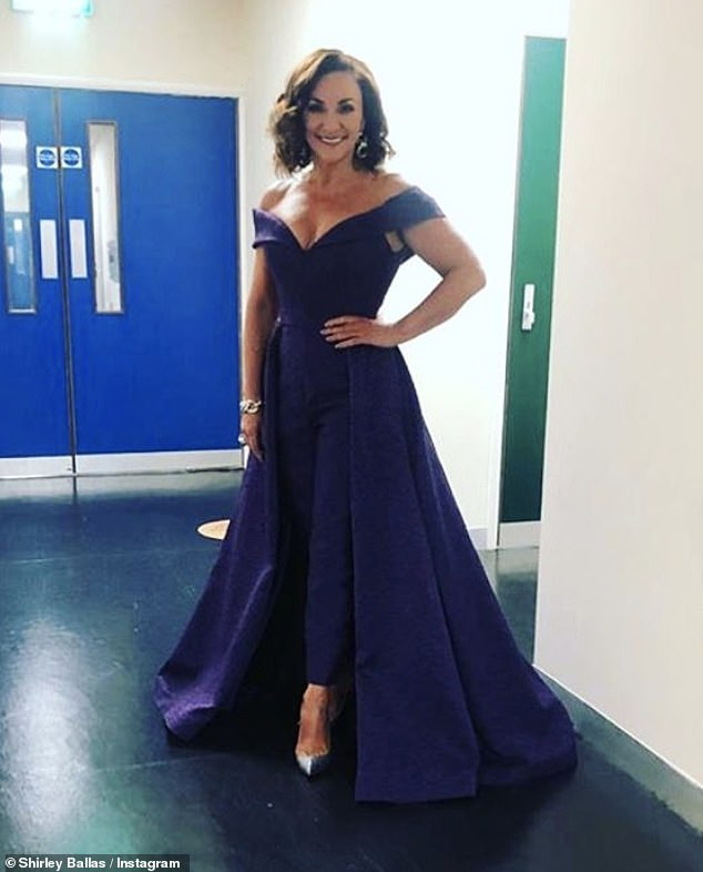 Glamour:Shirley Ballas, 60, revealed she was 'very excited' for the return of the hit BBC series and described how 'it will be the show of all shows' on Instagram
