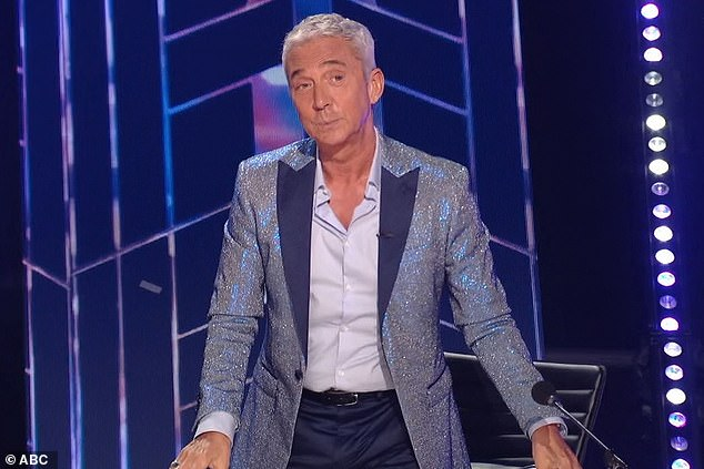Missing chair:While many fans rejoiced, others expressed their disappointment that Strictly judge Bruno was absent for the show