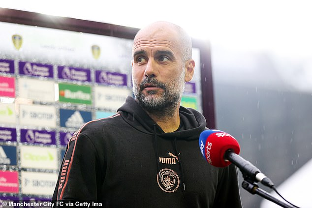 Boss Pep Guardiola will be ecstatic about the possibility of reuniting with Messi at the Etihad