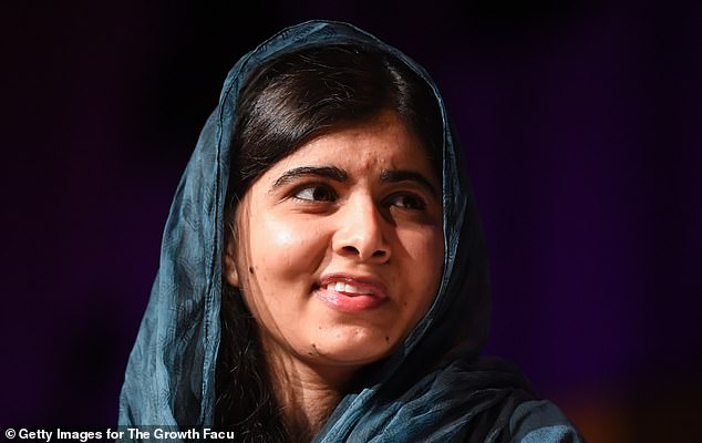 I only mention this because Nobel Prize winner Malala Yousafzai has been horribly trolled on social media for showing support for a Conservative friend at Oxford University