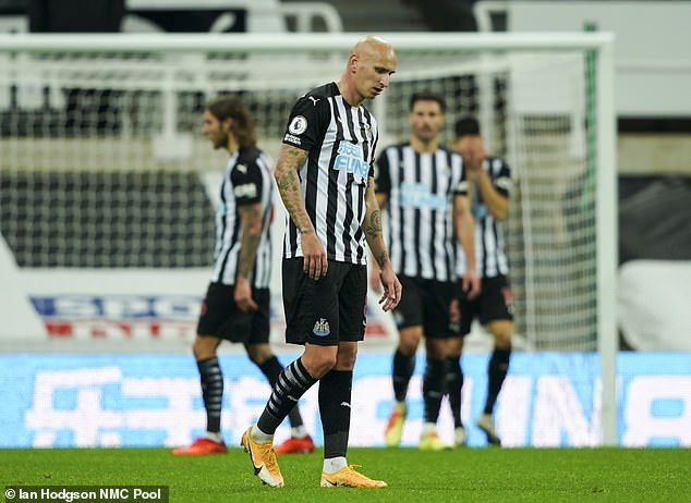 Manchester United's clash with Newcastle was the second PPV fixture aired on Saturday