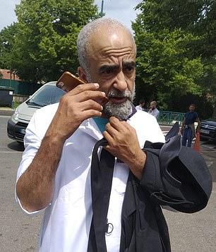 Muslim parentBrahim Chnina