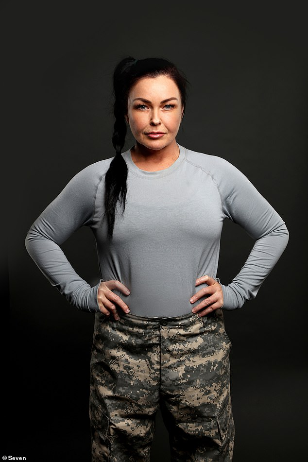 Trauma:Schapelle Corby (pictured) is set to appear on Seven's new military-style reality show SAS Australia. And on Monday's premiere, the 43-year-old will detail how spending time in a Indonesian jail turned her vegetarian