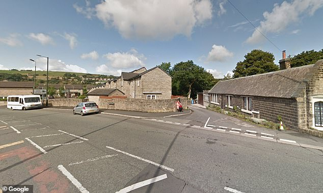 Police have launched a probe after human bones' were found near Calf Lane in Mossley
