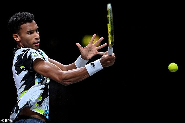 Felix Auger-Aliassime, 20, has been in six ATP Tour finals in his career and has lost all of them