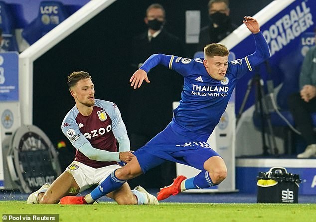 Villa piled on Leicester's recent misery after a 3-0 defeat to West Ham in their last match