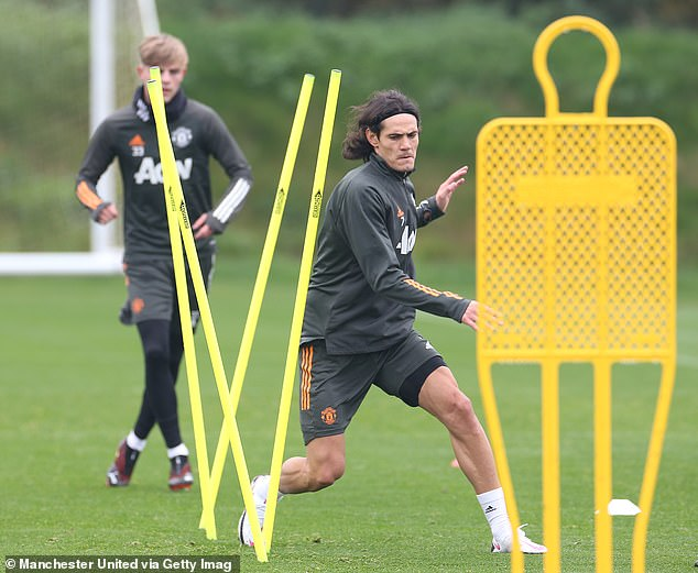 It remains to be seen whether Cavani will even be fit enough for a place on the bench in Paris
