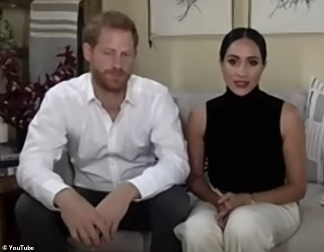 New normal: Since leaving the royal family, the Duke and Duchess of Sussex have been incredibly outspoken about a number of hot-button issues, from racism to voter suppression