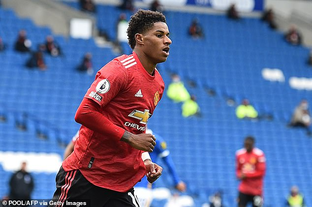 Mbappe also praised Rashford's character after he got an MBE for fighting child poverty