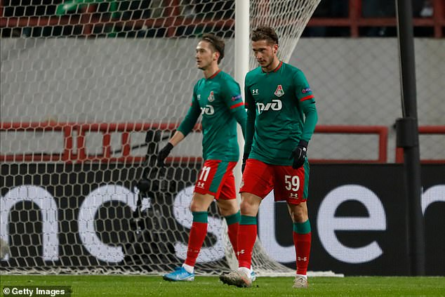 Locomotiv Moscow have always been narrowly beaten by top sides but fancy their chances