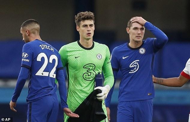 Chelsea have spent vast sums yet still look unconvincing when it matters most